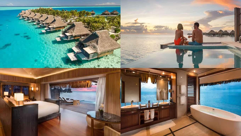 Conrad Bora Bora Nui - Accommodations