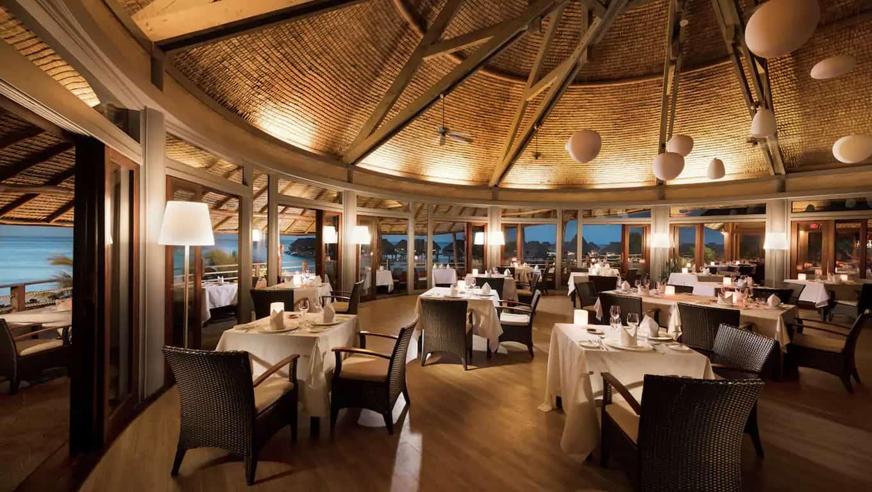 Hotel Hilton Moorea Lagoon Resort & Spa - Dining And Drinks