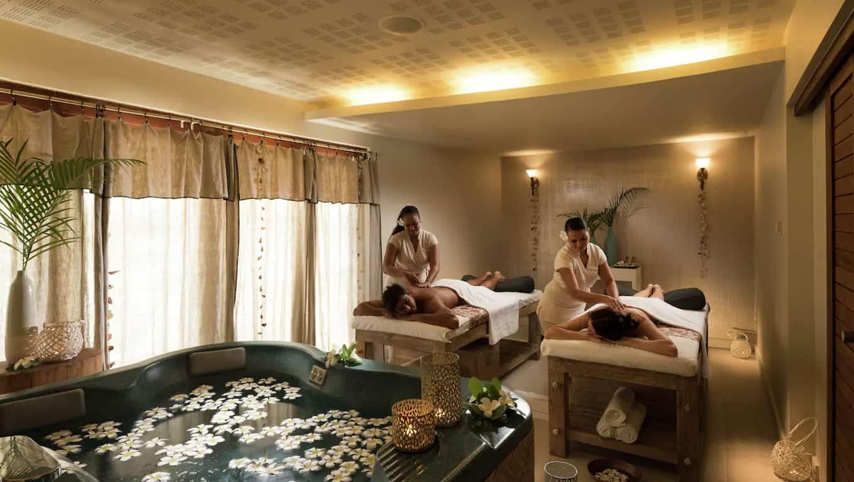 Hotel Hilton Moorea Lagoon Resort & Spa - Spa
