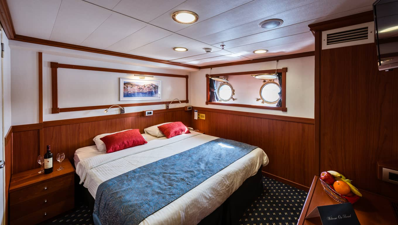 M/S Galileo - Cabin
