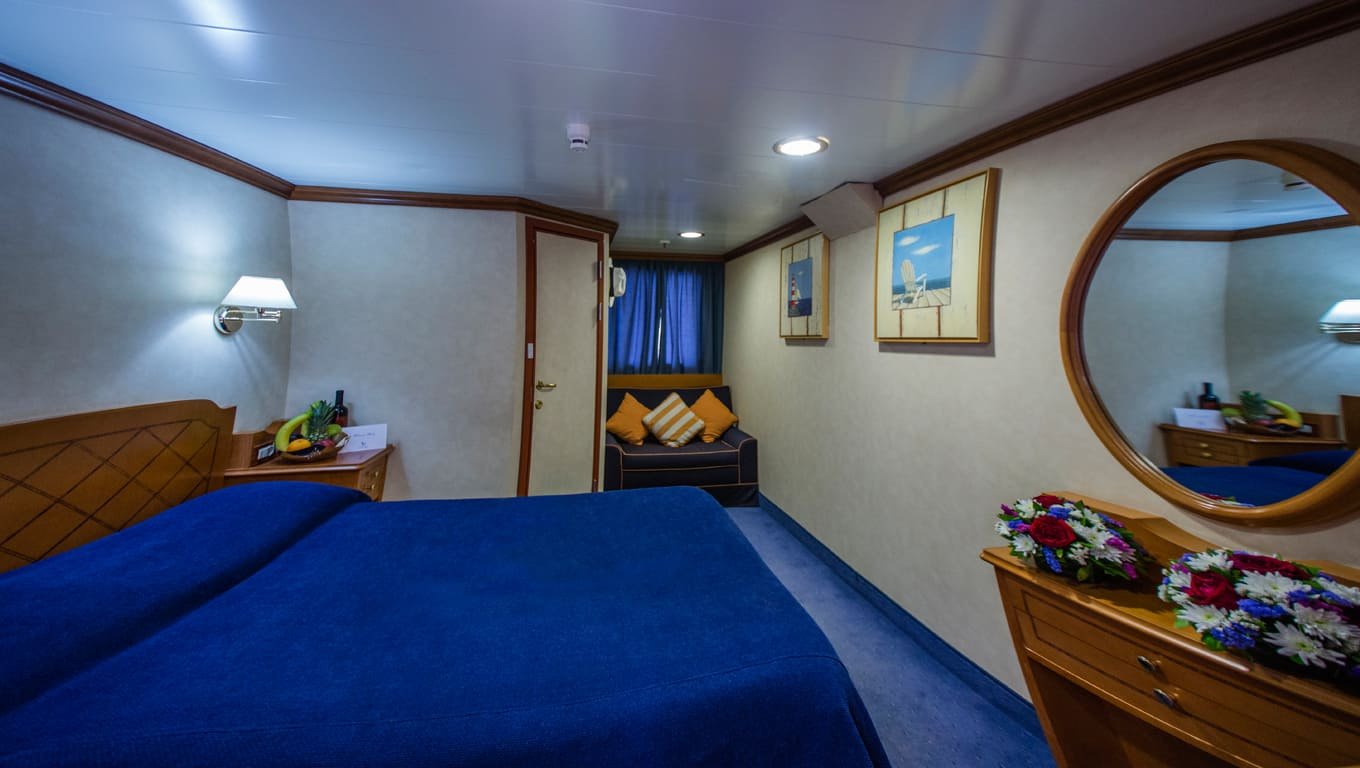 M/S Panorama II - Cabin