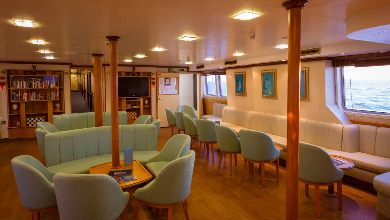 M/S Panorama II - Main Lounge