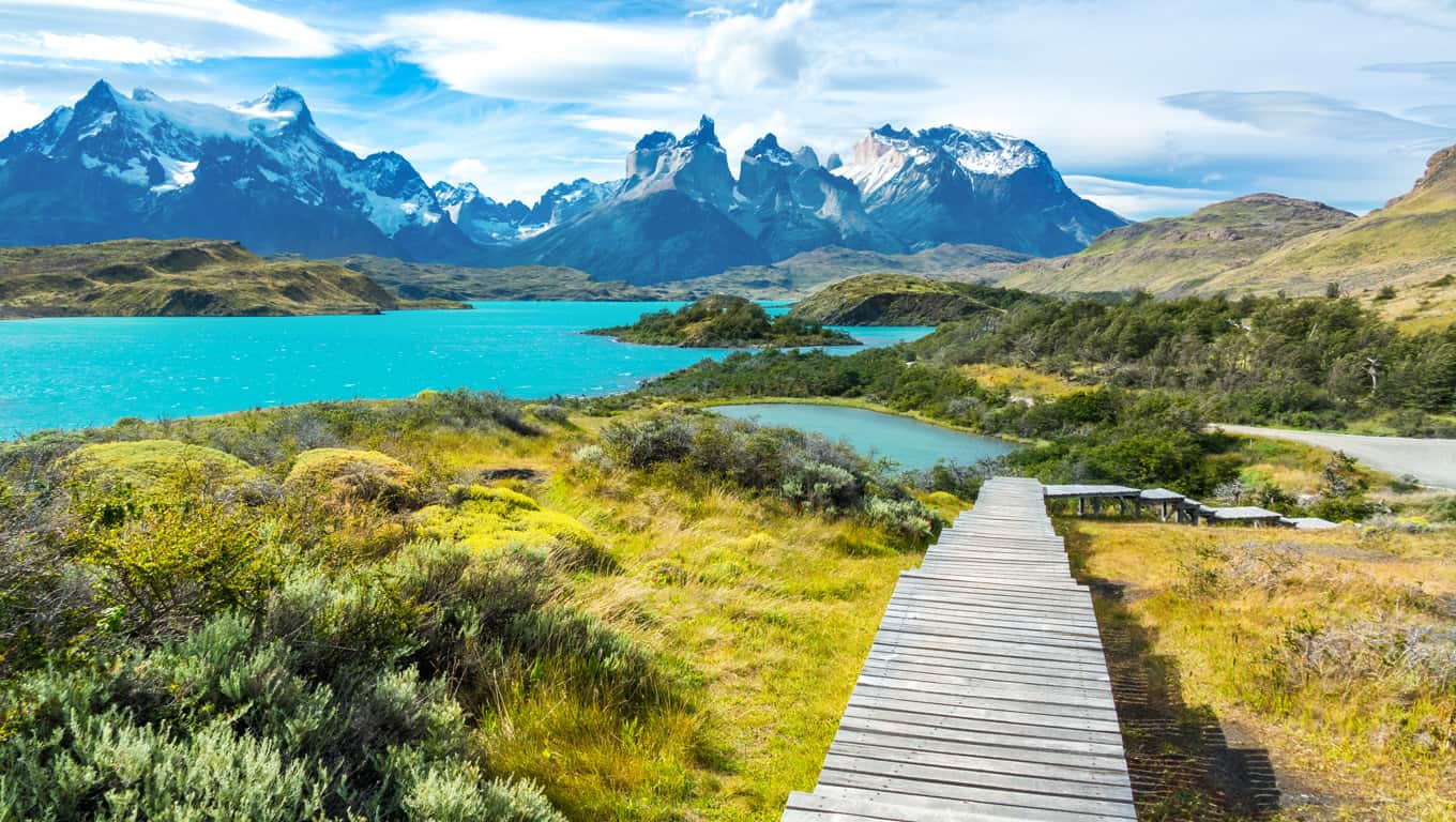 Torres Del Paine National Park - Chile, South America