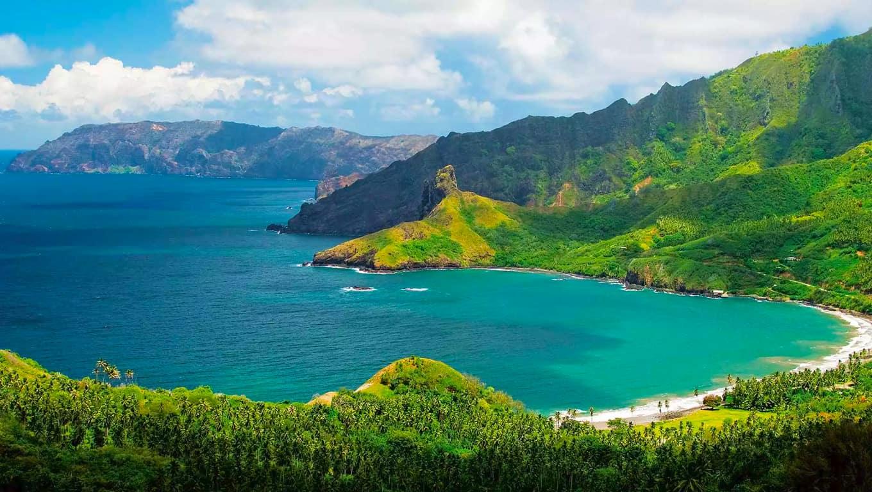 Hiva Oa (Puamau), Marquesas Islands