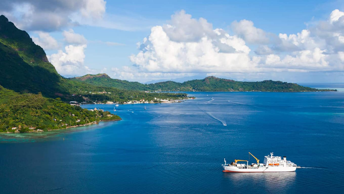 Discover The Tuamotu, Marquesas & Society Islands