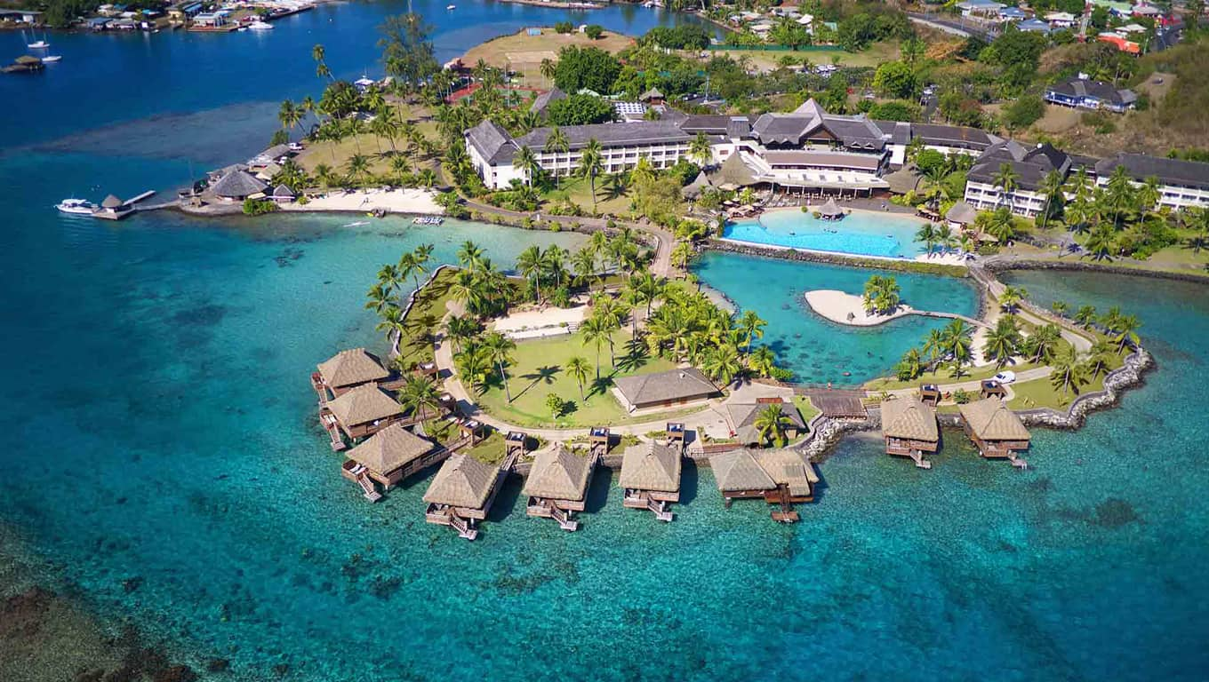 InterContinental Tahiti Resort - Tahiti, French Polynesia