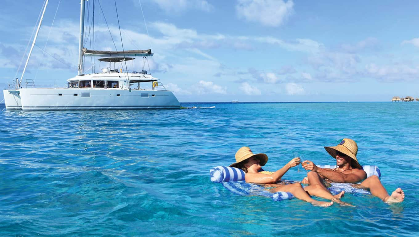 Grand Croisiere Catamaran Cruise - Society Islands, French Polynesia