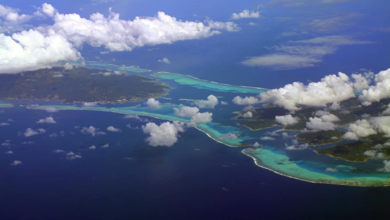 Raiatea And Taha'a - French Polynesia