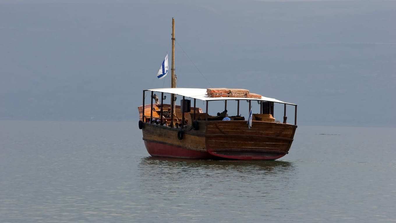 Sea Of Galilee - Israel