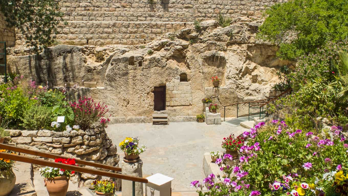 Tomb Of Jesus - Jerusalem, Israel