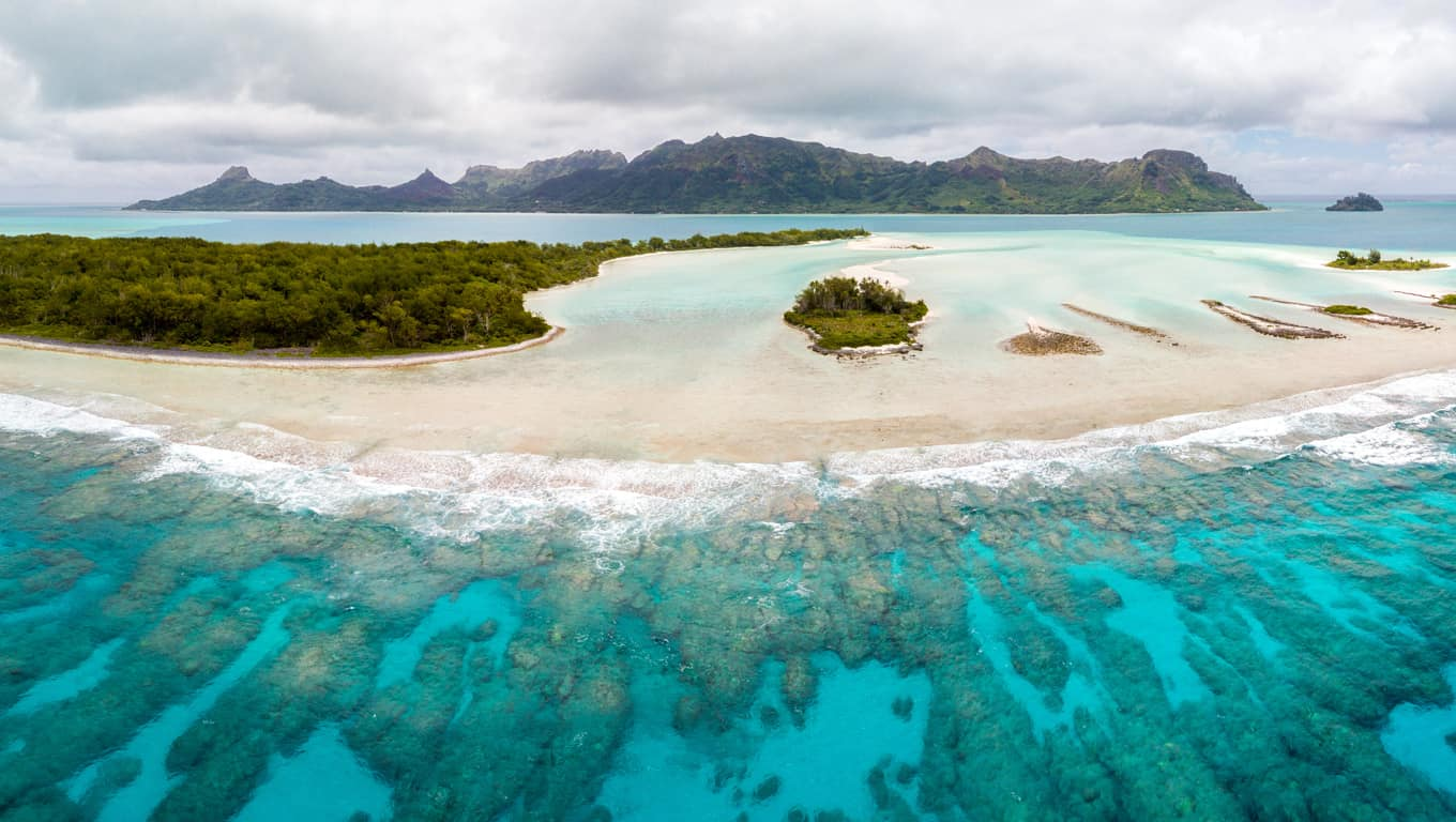 Voyage To The Austral Islands
