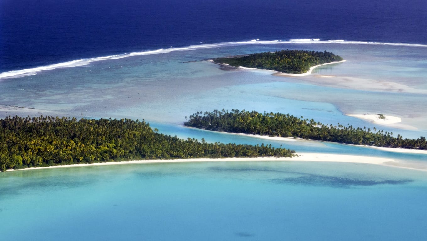 Aitutake, Cook Islands