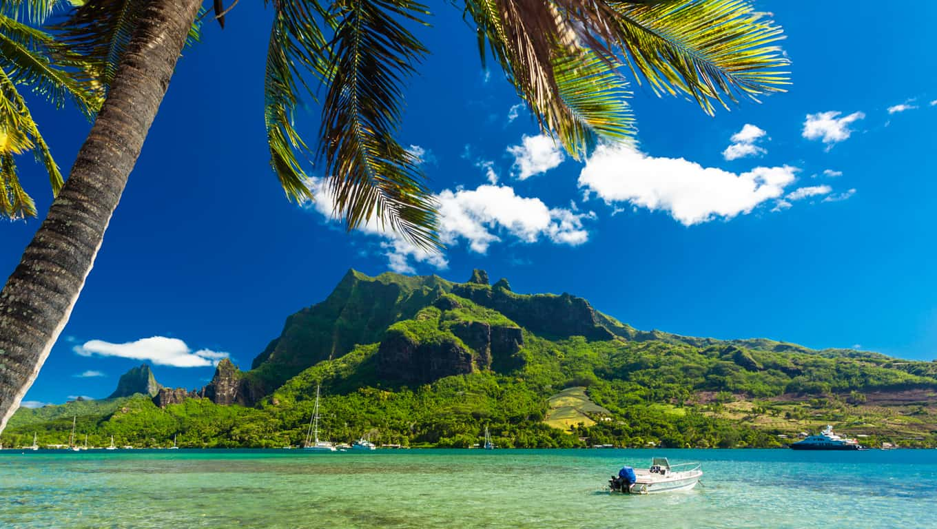 Moorea & Bora Bora Honeymoon Getaway
